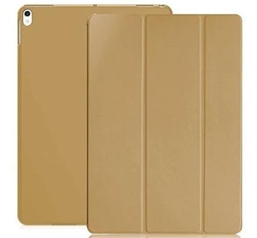 Imagem de Capa Smart Case iPad Pró 12.9 Sensor 3a geração Dourada + Caneta Touch