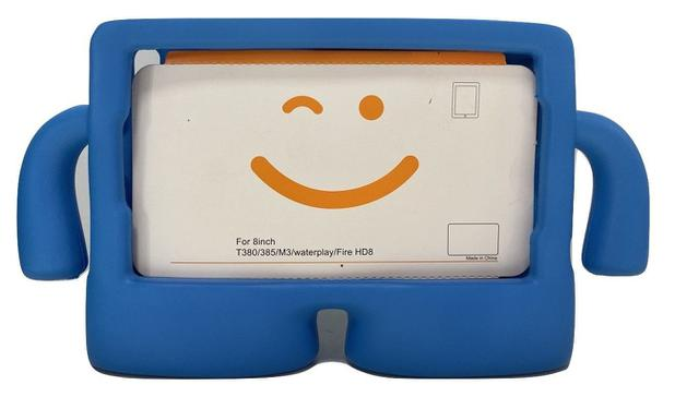 Imagem de Capa Tablet Samsung Galaxy Tab A 8 2019 SM-P290 P295 T290 T295 Anti Impacto Infantil iBuy