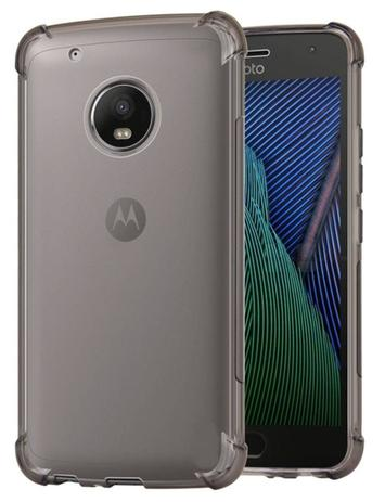 f4eb29828f3 Capa TPU Anti Impacto Transparente Motorola Moto G6 Plus - Capinha ...