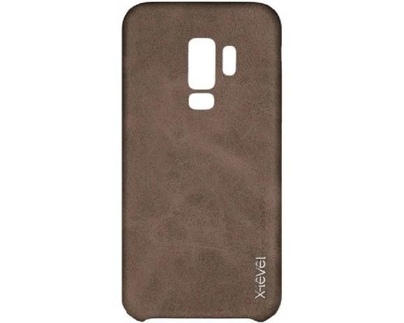 Imagem de Capa X-Level (Vintage Series) Dark Brown - Samsung Galaxy S9 Plus