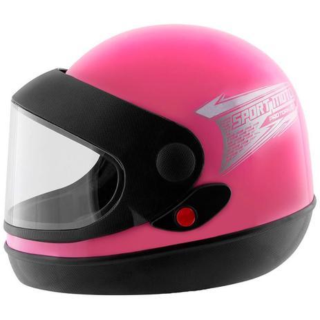 Imagem de Capacete Fechado Pro Tork Sport Moto Unissex