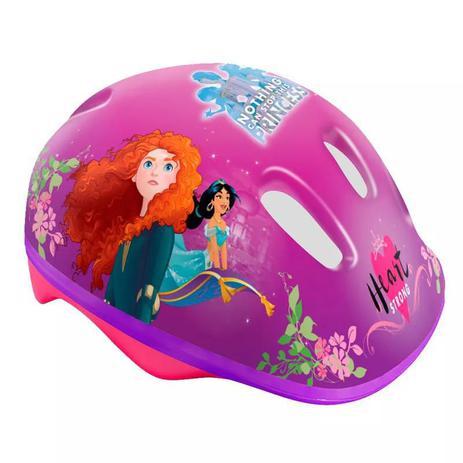 Imagem de Capacete Infantil - Disney - Princesas - Dtc