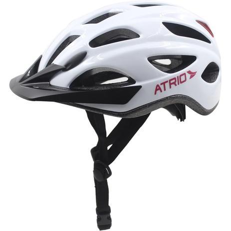 d8ddc5732 Capacete Led 2.1 Rosa Tamanho M - Atrio - Capacete Ciclismo ...