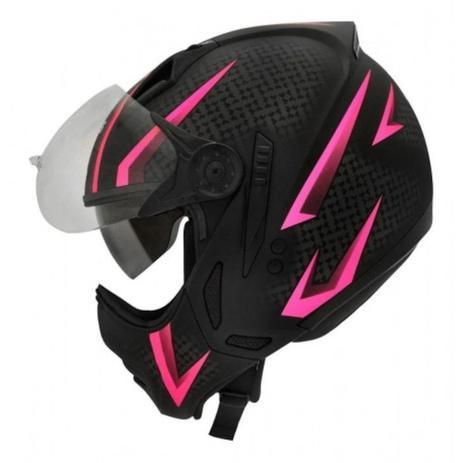 Imagem de Capacete Moto Peels Mirage Storm Com Óculos