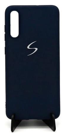 Imagem de Capinha Case Cover Aveludada Samsung Galaxy A50, A30, A50s Preto