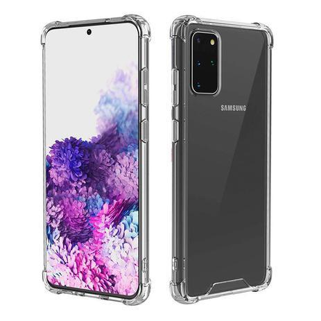 Imagem de Capinha Samsung Galaxy S20+ Plus Bordas Reforçadas Antiqueda Antishock