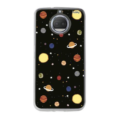 Imagem de Capinha Silicone Personalizada Husky Motorola Moto G5S Universo