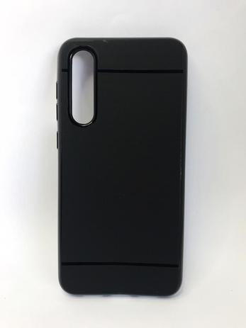 Imagem de Capinha Xiaomi Mi 9 Se Silicone Preta