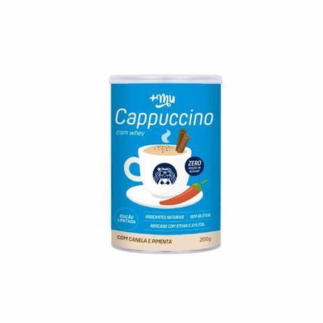 Imagem de Cappuccino Whey com Canela e Pimenta 200g +Mu