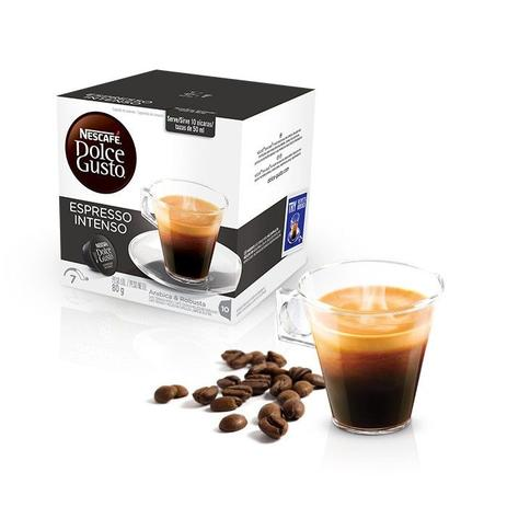 a5d8927ee Cápsula Nescafé Dolce Gusto Café Espresso Intenso 16 Cápsulas - Nestlé -  Nestle
