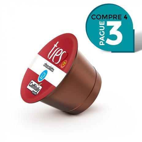 Imagem de Cápsulas de Chocolate Quente 3 Corações - 10 un