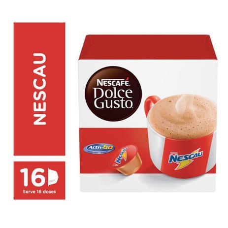 Imagem de Capsulas Dolce Gusto Nescau 16 capsulas