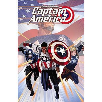 Imagem de Captain America- Sam Wilson Vol. 2
