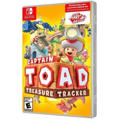 Imagem de Captain Toad Treasure Tracker - Switch