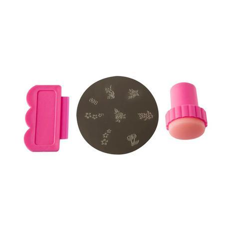 Imagem de Carimbo para decoração de unhas nail design marco boni
