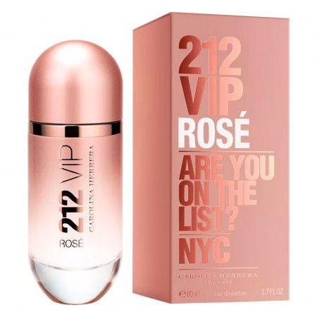 Imagem de Carolina Herrera 212 VIP Rosé Perfume Feminino  Eau de Parfum 80ml