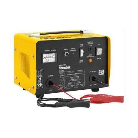 Imagem de Carregador de Bateria 150A 12V CBV1600 110V  VONDER