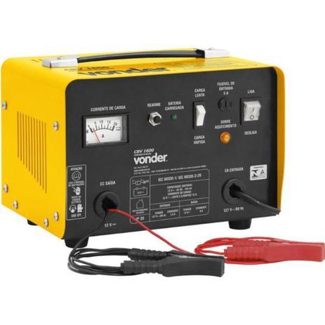 Imagem de Carregador de Baterias 150A CBV 1600 VONDER