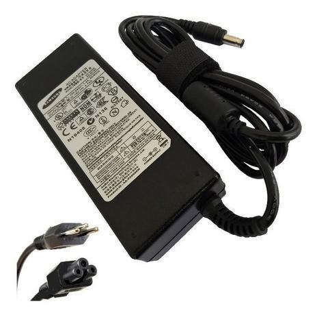 Imagem de Carregador Fonte Para Notebook Samsung Np500p4c 19v 4.74a