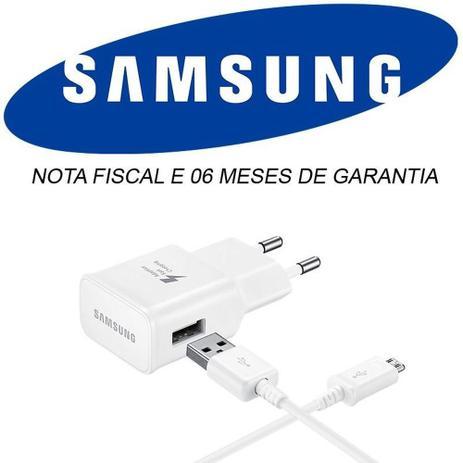 Imagem de Carregador Samsung Fast Charge Galaxy S3 S4 S5 S6 S7