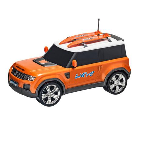 ef7dd0685e8 Carrinho Bravo Wave 35 Cm Usual Brinquedos - Carrinhos e Cia ...