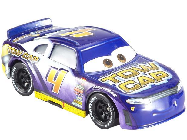 Carrinho Carros 3 Disney Pixar Tow Cap - Mattel