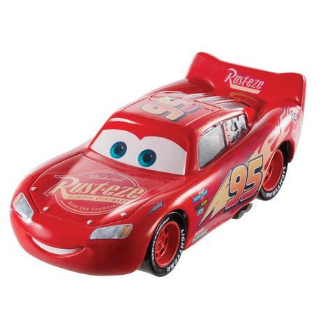 17385a02abd Carrinho Carros 3 Relampago Mcqueen Disney Ffj52 Mattel - Hot Wheels ...