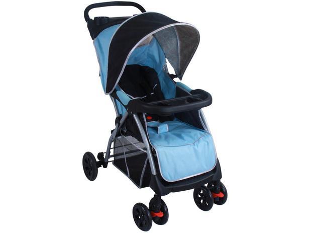 7e83daff3 Carrinho de Bebê Passeio Baby Style Smart - Reclinável para Crianças até  15kg