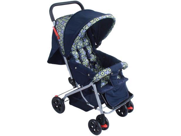9d82e1489 Carrinho de Bebê Passeio Baby Style Sweet - Reclinável para Crianças até  15kg