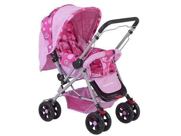 2e4ae63b9 Carrinho de Bebê Prime Baby Rover - para Crianças até 15 kg ...