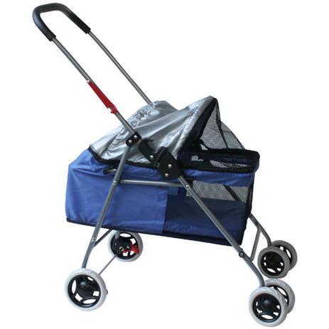Carrinho para Cães e Gatos - Azul - Tander - Carrinho de Transporte ... 6a4dea6f03c