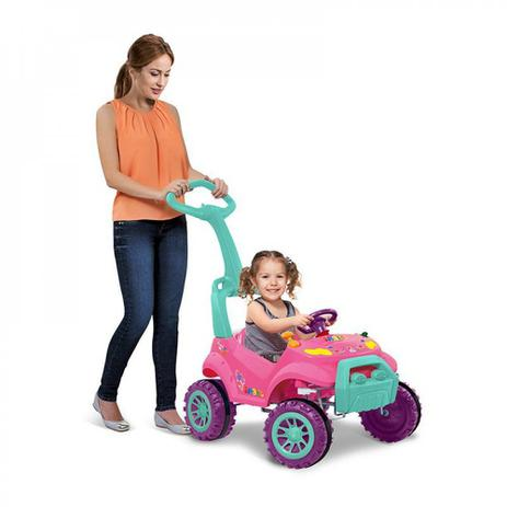 Imagem de Carro de Passeio e Pedal Smart Bandeirantes