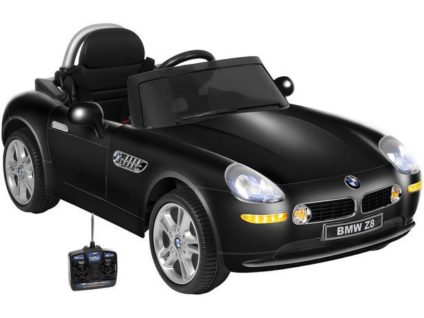 Imagem de Carro Elétrico Infantil BMW Z8