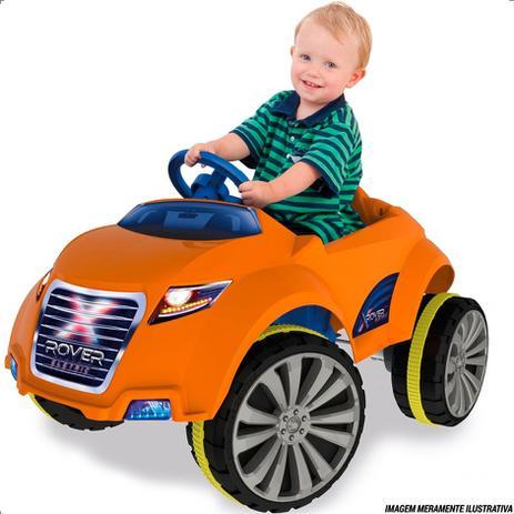 e0df70bc81 Carro Elétrico Infantil X Rover Bivolt 6v Xalingo - Mini Veículos ...