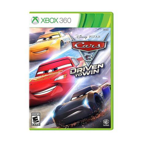 Imagem de Carros 3 Correndo Para Vencer - Xbox 360