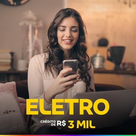 Imagem de Carta de Crédito de Consórcio - Eletro 3.000,00 em 36 Meses de 106,66