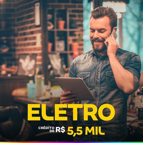 Imagem de Carta de Crédito de Consórcio - Eletro 5.500,00 em 36 Meses de 195,55