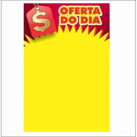 Imagem de Cartaz oferta do dia 62x92cm (c/50 unidades)