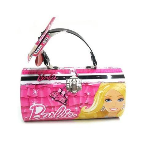 Imagem de Carteira Bolsa da Barbie Rosa - Intek