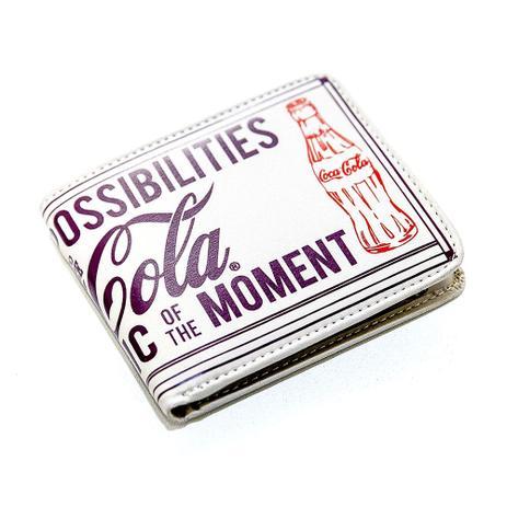622cdd76e6 Carteira Coca-cola Bege Masculina - Urban design - Carteira ...