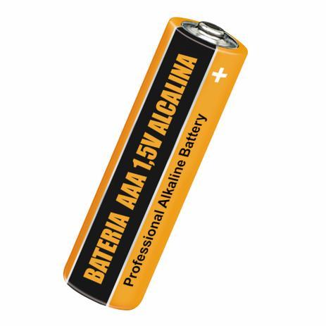 f43d42d01128f Cartela Com 2 Unidades Bateria Aaa 1,5V Alcalina Gp - Fontek ...