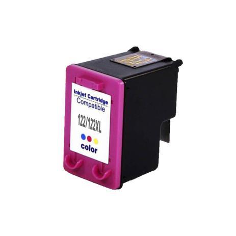 Imagem de Cartucho Compatível para HP 122 122XL CH564HB Colorido - Impressoras Compatível para HP 1510 2540 35