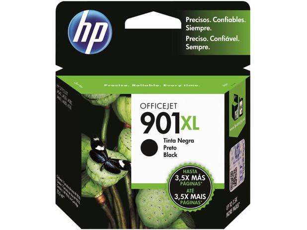 Cartucho de Tinta HP Preto 901 XL Officejet - Original