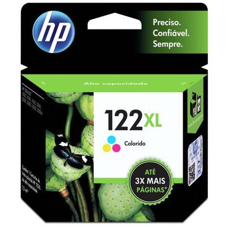 Imagem de CARTUCHO HP CH564HB Nº 122 XL COLORIDO 6ML  HP