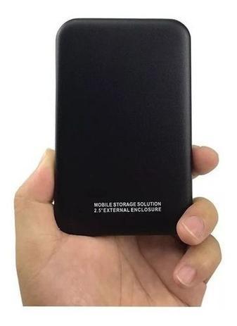 Imagem de Case Sata Hd Notebook 2.5 Bolso Usb 3.0 Externa Ultra Slim