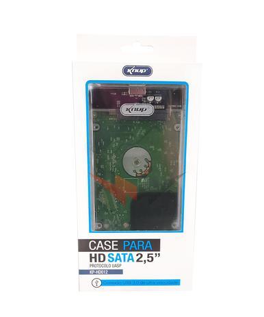 Imagem de Case Sata Para HD 2.5 USB 3.0