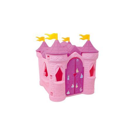 0d325972bc Casinha Criança Castelo Disney Princesa - Playground Infantil - Xalingo