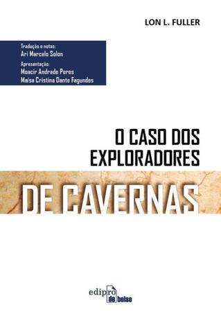 Imagem de Caso Dos Exploradores De Cavernas, O - Edipro
