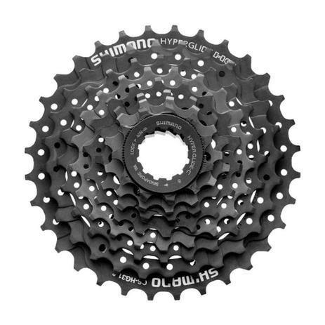 Cassete shimano 8v cs-hg31 11/30d (1080031) - Cassete de Bicicleta -  Magazine Luiza