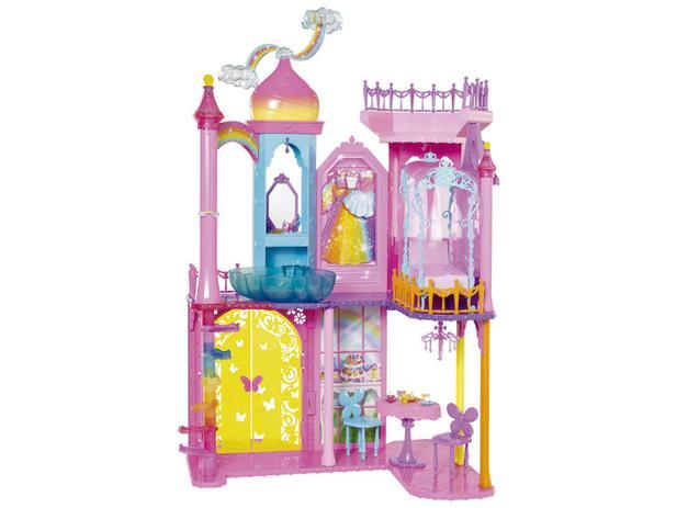 Castelo Arco 205 Ris Barbie Dreamtopia Mattel Outras